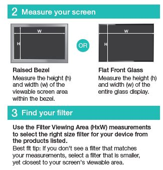 3M Measure Your Screen