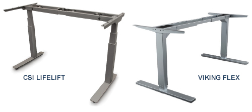 Sit-Stand Bases