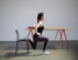 Single Leg Squats 2